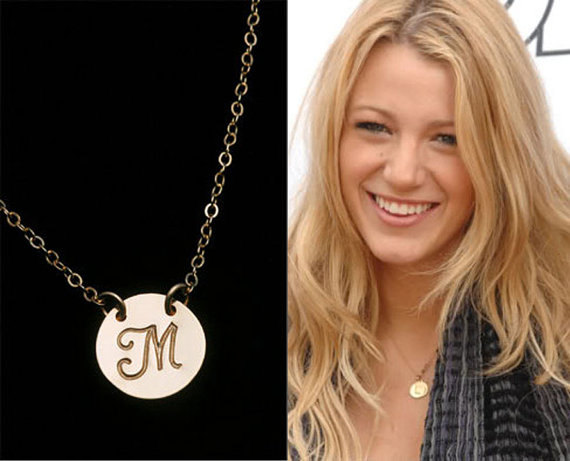 Initial & Letter Jewelry, Necklaces & Bracelets | Tiffany ...